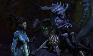 Starcraft 2: Heart of the Swarm im Test.