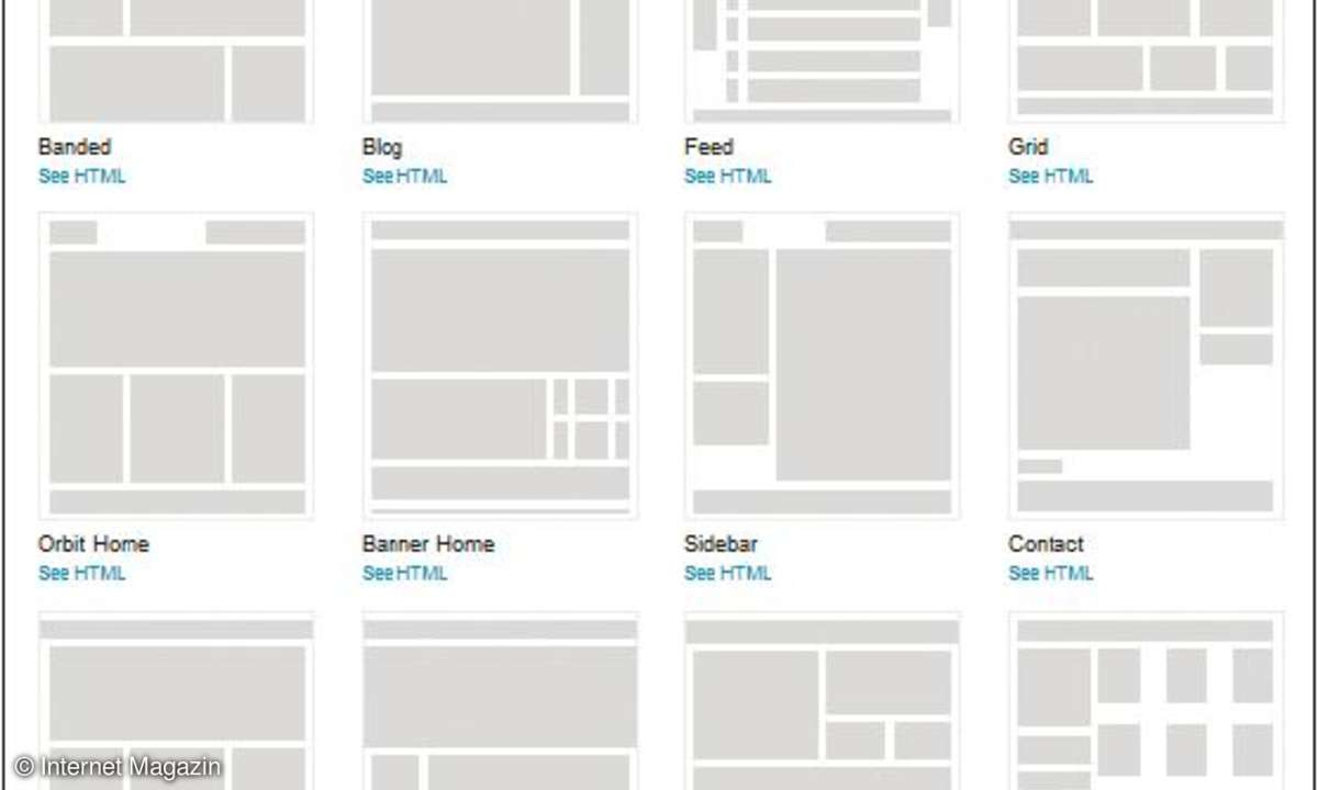 responsive, framework, 320 and Up, Bootstrap, Foundation, less