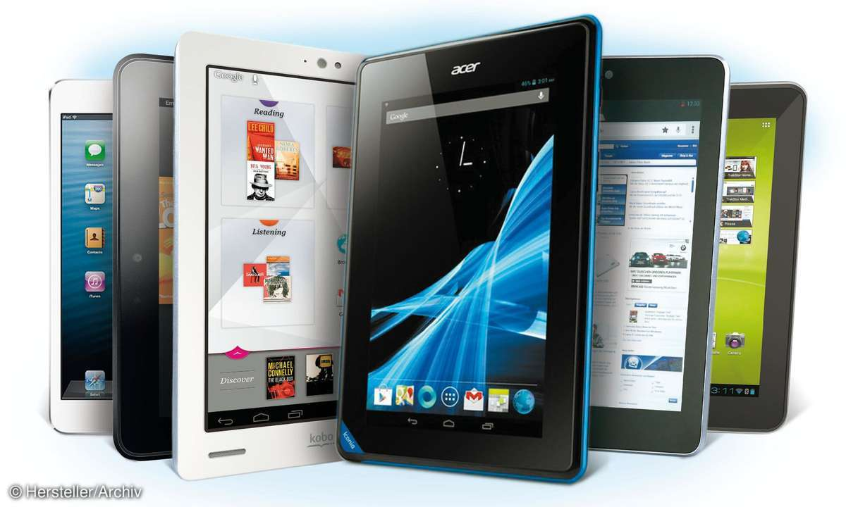 tablet, mobile, pc