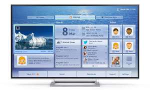 Toshiba 84M9363 mit Cloud TV