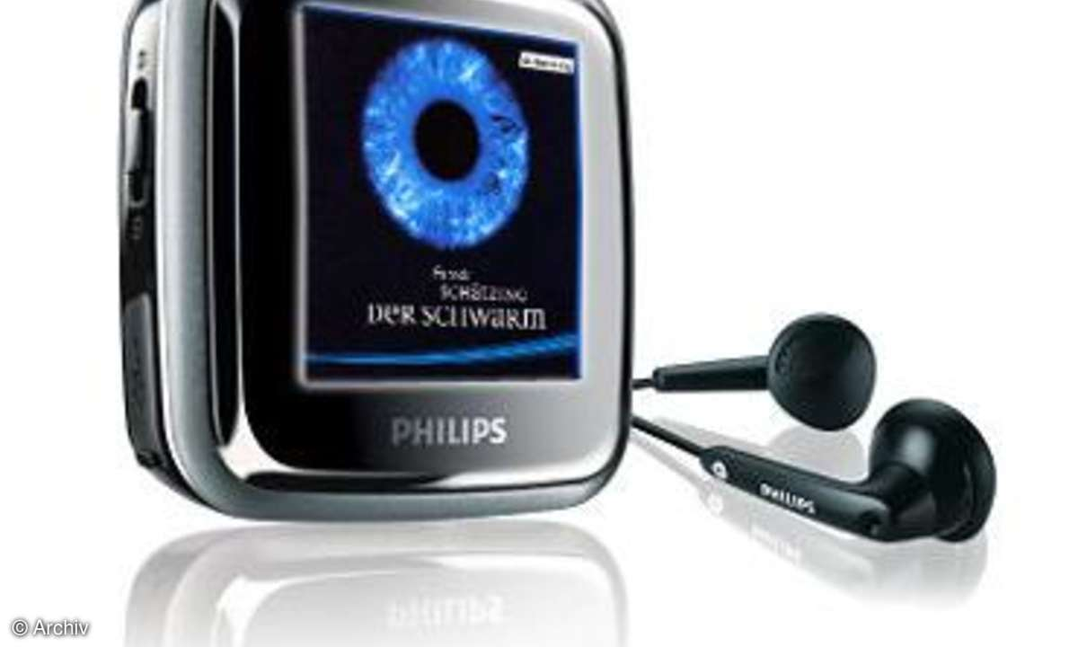 Philips MP3-Player Spark 4 GB