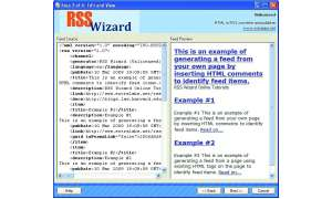 Einzeltest: RSS Wizard 3.3