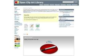 Surftipp: Openclipart.org