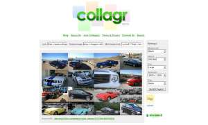 Coole Websites: collagr