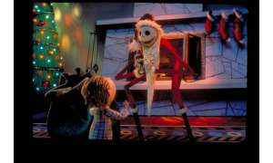 Tim Burtons 'The Nightmare Before Christmas'