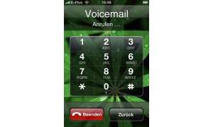 iPhone: Visual Voicemail