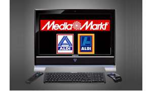 Media Markt: Zwei All-In-One-PCs gegen Aldis Medion Akoya P4010 D