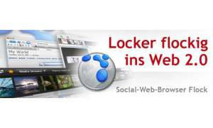 Social-Web-Browser Flock