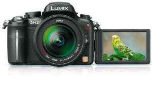 Panasonic Lumic GH2