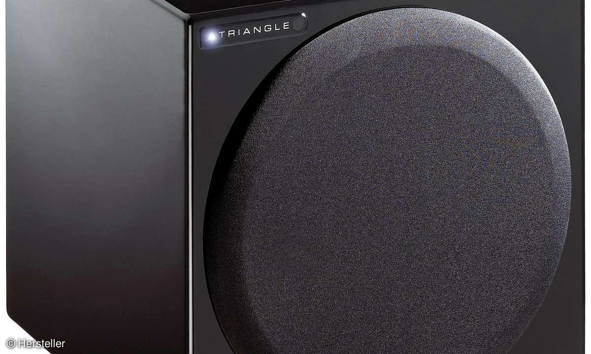 Subwoofer Triangle Meteor 0.5