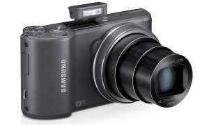 Samsung WB250F Test - Front
