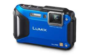 Panasonic Lumix DMC-FT5 Test