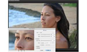 Adobe Photoshop CC Smart Sharpen