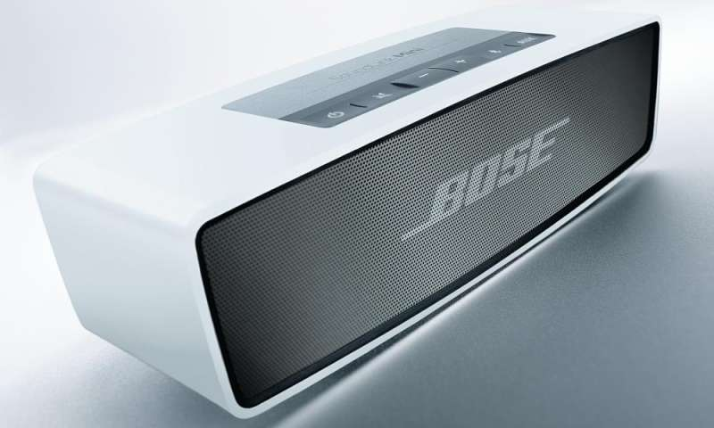 soundlink mini neuer bluetooth lautsprecher von bose pc magazin. Black Bedroom Furniture Sets. Home Design Ideas