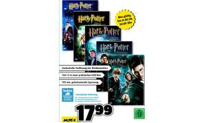 Harry Potter DVD-Box