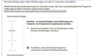 Geheimakte Windows 7