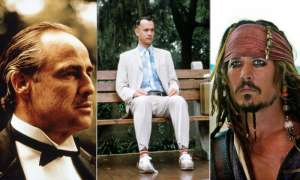 Marlon Brando, Tom Hanks und Johnny Depp