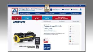 Medion Life S47008 (MD 86692) bei Aldi Nord