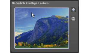 HDR Projects Platin - Voreinstellung