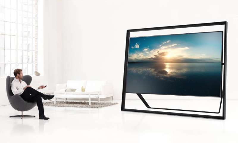 samsung uhd tv s 9 85 zoll tv kostet euro pc magazin. Black Bedroom Furniture Sets. Home Design Ideas