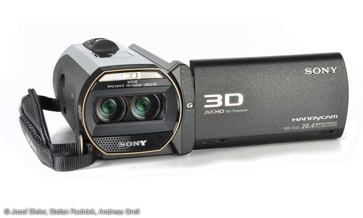 Sony HDR-TD30