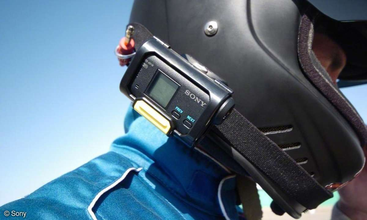 Sony Actioncam Sony HDR-AS15