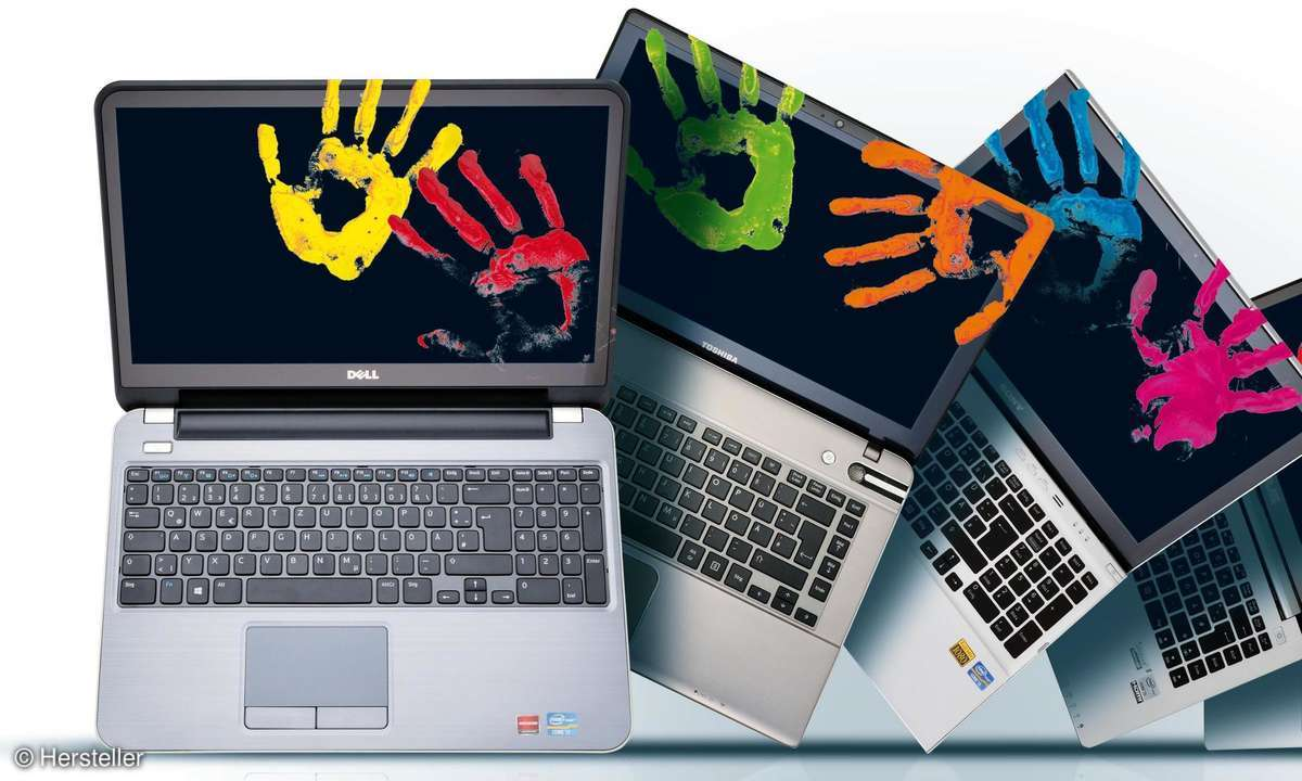 Touch-Notebooks ab 680 Euro