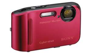 Sony DSC TF1 Test Review Outdoor Kamera
