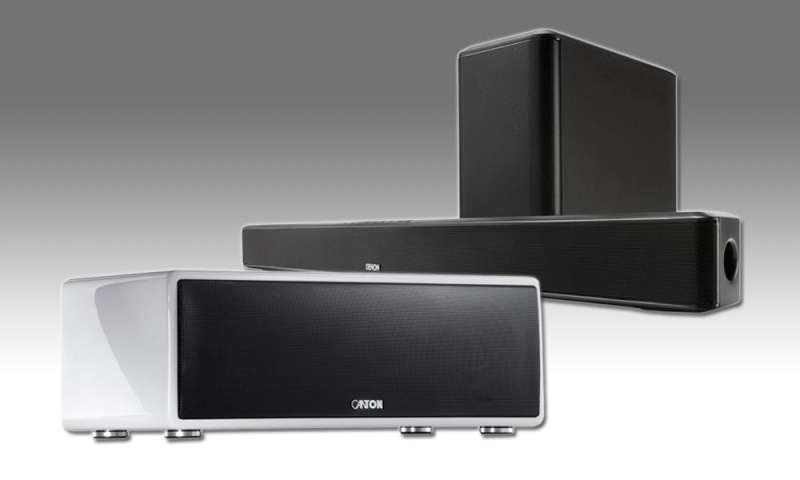 top 5 die besten soundbars bis 500 euro pc magazin. Black Bedroom Furniture Sets. Home Design Ideas