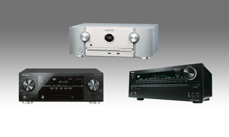 top 5 die besten surround receiver unter 500 euro pc. Black Bedroom Furniture Sets. Home Design Ideas