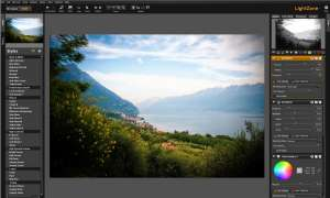 Lightroom Alternative LightZone 4.0 RAW-Konverter