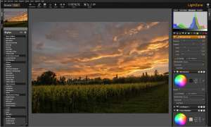 Lightroom Alternative LightZone 4.0 Bedienung