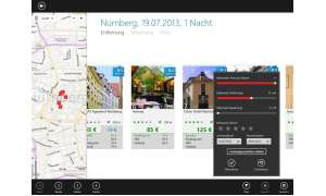 hotelsnapper, Windows 8-App