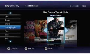 Pace TDS 866 Sky+, home entertainment, set-top-box