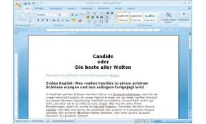 Office 2007: Neue Funktionen in Word