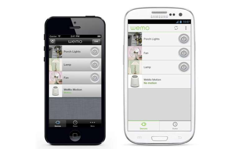 belkin wemo produkte jetzt auch per android app steuerbar pc magazin. Black Bedroom Furniture Sets. Home Design Ideas