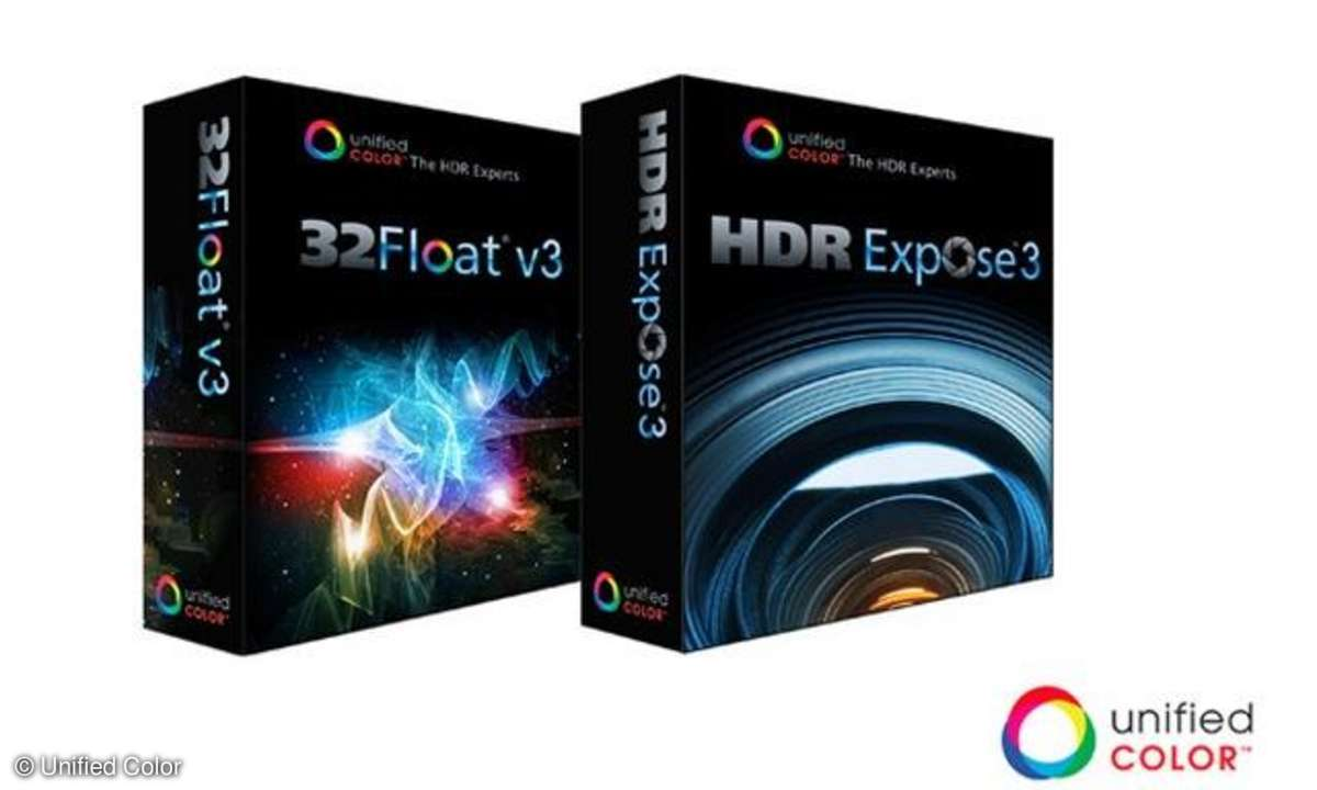 HDR Expose 3, Unified Color