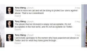 Tony Wang Twitter-Psot Screenshot