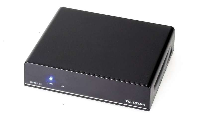 sat ip receiver telestar digibit b1 im test pc magazin. Black Bedroom Furniture Sets. Home Design Ideas