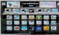 Panasonic Smart-TV-Portal