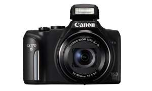 Powershot SX170 IS