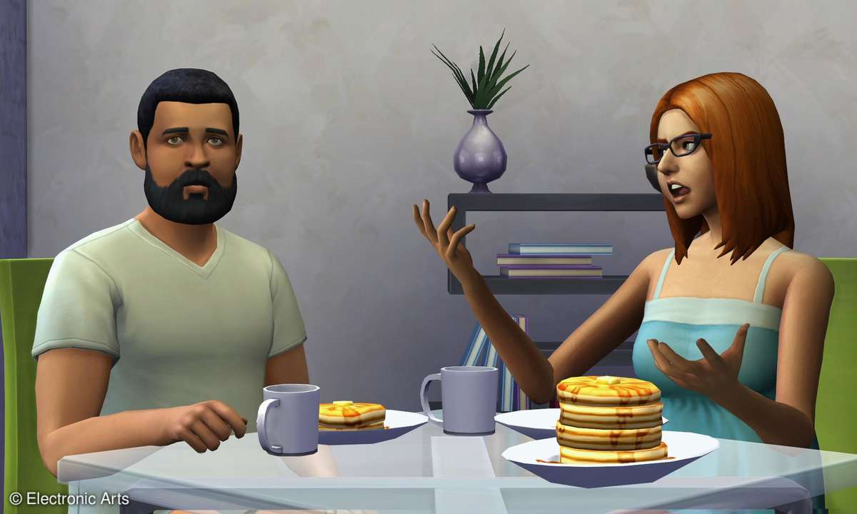 Electronic Arts, sims, sims 4, spiel, game,