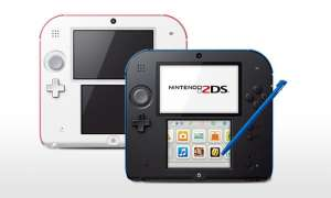 Nintendo 2DS - die Basic Version