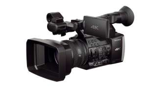 Sony FDR-AX 1 4K-Camcorder