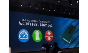 Intel Broadwell 14 Nanometer IDF