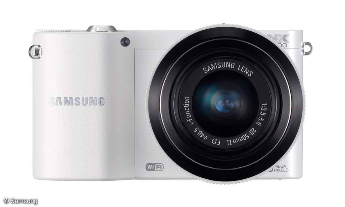 Samsung NX1100 - Test Review