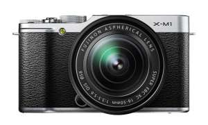 Fujifilm X-M1 - Test - Review
