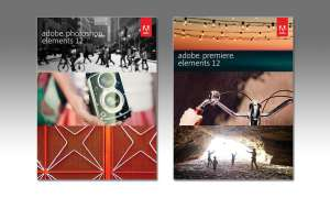 Photoshop Elements 12, Adobe Premiere