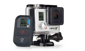 GoPro Hero3+ Black Edition - Silver