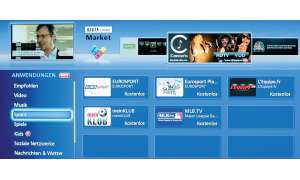 Panasonic Smart viera, home entertainment, smart-tv